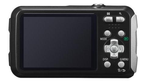 Panasonic DMC-TS30K 16.1MP 4x Optical Zoom LUMIX  Active Lifestyle Tough Camera in Black DMC-TS30K