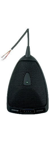 Shure MX392/O Microflex Omnidirectional Boundary Microphone with Logic Inputs & Outputs MX392/O