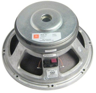 JBL 72778-01X Woofer for MR902, MR922, and MR822 72778-01X