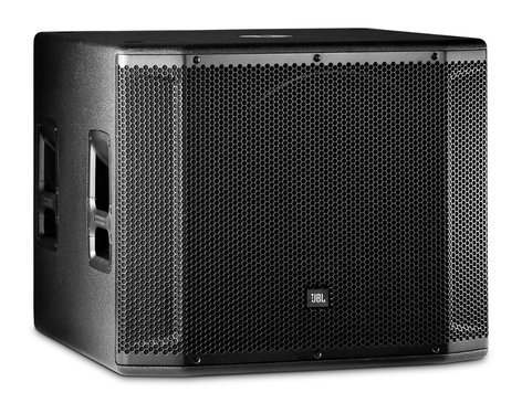 "JBL SRX818SP 18"" Powered Subwoofer with 1,000W Peak Crown Amplifier SRX818SP"