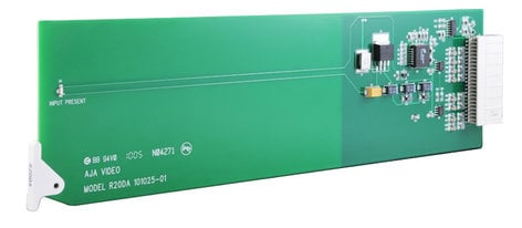 AJA R20DA-RST-01 R20DA [RESTOCK ITEM] SDI Distribution Amplifier R20DA-RST-01
