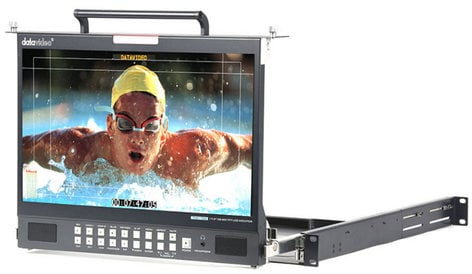 "Datavideo Corporation TLM-170GM 17"" 3G-SDI Rack Mounted LCD Monitor TLM-170GM"