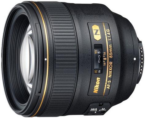 Nikon 2195 AF-S NIKKOR 85mm f/1.4G Lens 2195