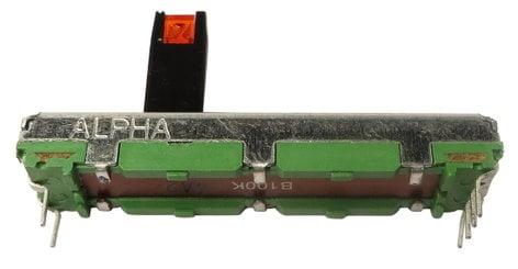 Hartke 300279 EQ Slide with LED Pot for HA3500 and HA7000 300279