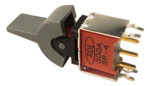 RTS F.01U.286.881  Grey Toggle Switch for KP-32 F.01U.286.881