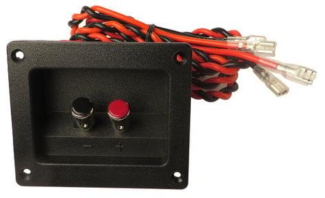 JBL 396-00013-00  Speaker Terminal Assembly for 4639 396-00013-00