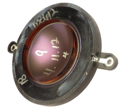 Electro-Voice F.01U.110.604  16 Ohm Diaphragm for DH2-16, DH2A-16, and DH2T-16 F.01U.110.604