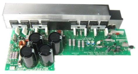 QSC WP-200824-TS Main Power PCB 1 for CMX800V WP-200824-TS