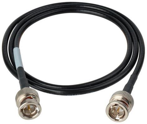 TecNec 1855-B-B-18IN  1.5 Foot HD-SDI Sub-Min RG59 BNC-to-BNC Video Cable 1855-B-B-18IN