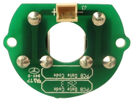 Line 6 50-02-5020 Transmitter Battery PCB Assembly 50-02-5020