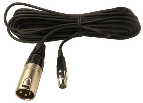 Audio-Technica P12186 25 foot Mic Cable with TA3F-XLR Connector P12186