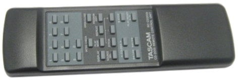 Teac E01602200A CD200I Remote E01602200A