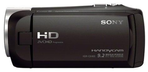 Sony HDR-CX405 9.2 MP 1080P Camcorder with 30x Zoom HDRCX405