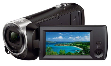 Sony HDR-CX440 9.2 MP Full HD 60p Handycam Camcorder HDRCX440