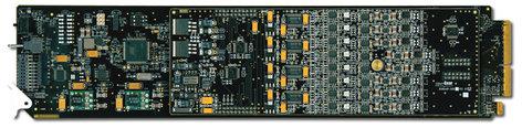 Ross Video Ltd DMX-8259-4C-R2C  4 Channel 3G/HD/SD-SDI Analog Audio De-Embedder DMX-8259-4C-R2C