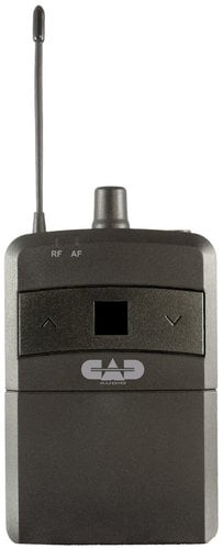 CAD Audio IEMBP  Wireless Bodypack Transmitter for StagePass IEM System IEMBP