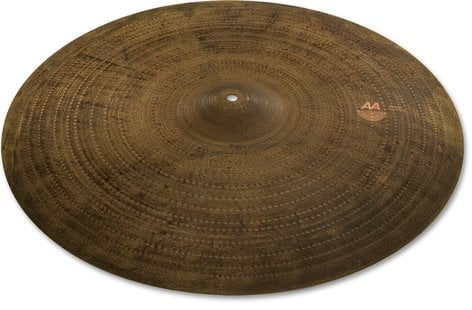 "Sabian Big and Ugly 24"" AA Apollo Ride Cymbal 22480A"