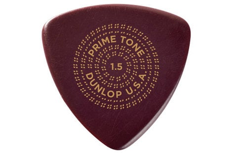 Dunlop Manufacturing 513P  Primetone Triangle Sculpted Plectra Guitar Pick 513P