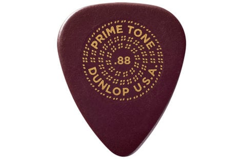 Dunlop Manufacturing 511P  Primetone Standard Sculpted Plectra Guitar Pick 511P