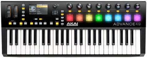 AKAI Advance 49 49 Note Keyboard Controller ADVANCE-49