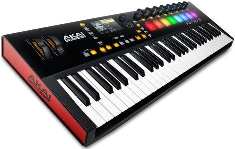 AKAI ADVANCE-61 Advance 61 61 Note Keyboard Controller ADVANCE-61