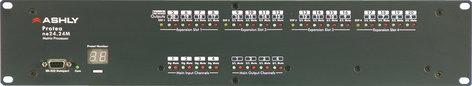 Ashly NE24.24M-8X12 8 x 12 Networkable Matrix Processor NE24.24M-8X12