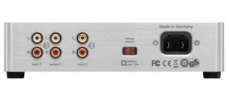 Beyerdynamic A 2 Audiophile Headphone Amplifier with (2) Headphone Outputs A-2