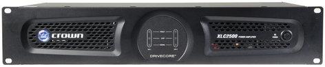 Crown XLC2500 XLC Series Power Amplifier with 500W per Channel @ 4 Ohms XLC2500