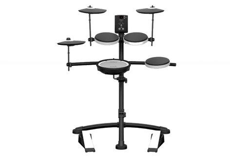 Roland TD1KV 4-Piece V-Drum Electronic Drum Kit with Mesh Head Snare TD1KV