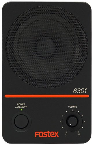 Fostex 6301NB  Unbalanced Powered Class-D Confidence Monitor 6301NB
