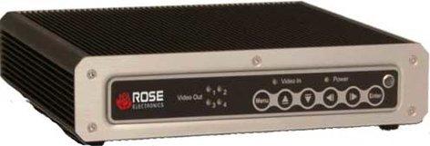 Rose Electronics VWL-B122FD [RESTOCK ITEM] Wall Controller 2x2 5079027 VWL-B122FD-RST-01