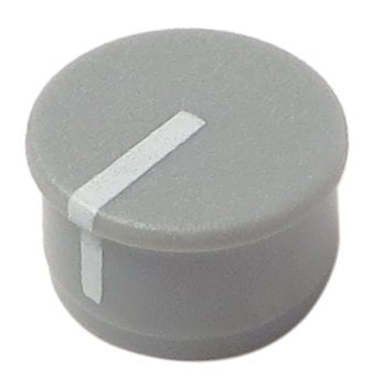 BSS KC10007 BSS Gray Knob Cap KC10007
