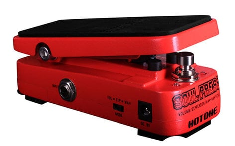 Hotone Nano Soul Press Volume/Expression/Wah Pedal SOUL-PRESS