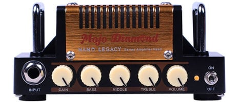 Hotone Nano Mojo Diamond Nano Legacy Series Guitar Amplifier Head MOJO-DIAMOND