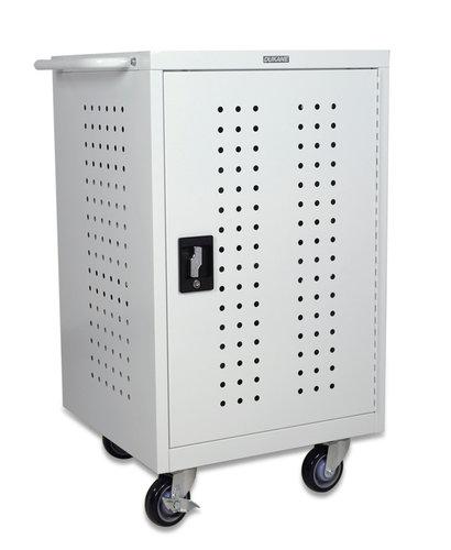 Dukane MCC10  30-Bay Tablet/Notebook Charge Cart MCC10