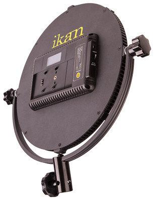 "ikan Corporation PL90 9"" Piatto Accent Light PL90-IKAN"