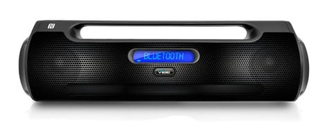 Pyle Pro PBMSPG50 Street Vibe Portable Bluetooth Boombox with USB/SD Card Reader and FM Tuner PBMSPG50