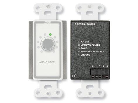 Radio Design Labs D-RCX10R  Remote Volume Control for RCX-5C D-RCX10R