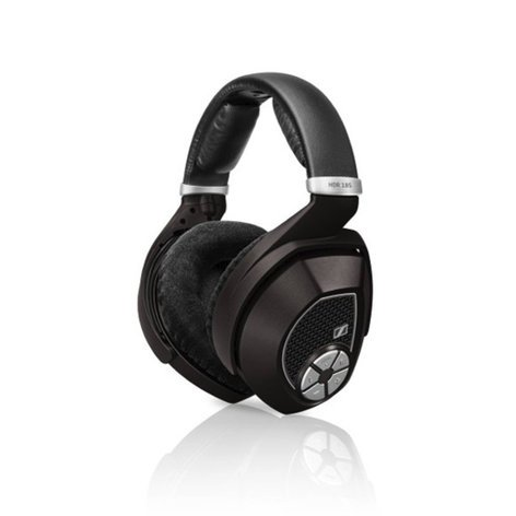 Sennheiser HDR 185 Extra/Replacement Headset for RS 185 System HDR185