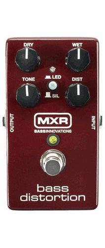 MXR Pedals M85  Bass Distortion Effects Pedal M85