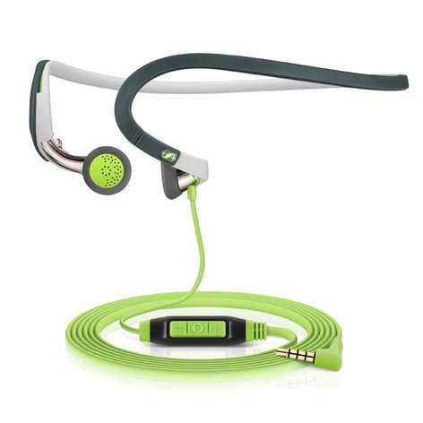 Sennheiser PMX 686G SPORTS Lightweight Sport Neckband Headset with Inline Remote for Android Devices PMX686G