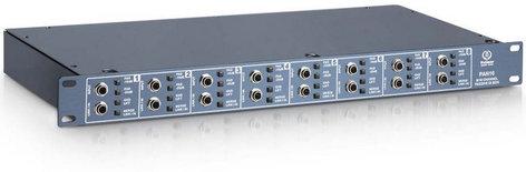 Palmer PAN16 8 Channel Passive DI Box PAN-16