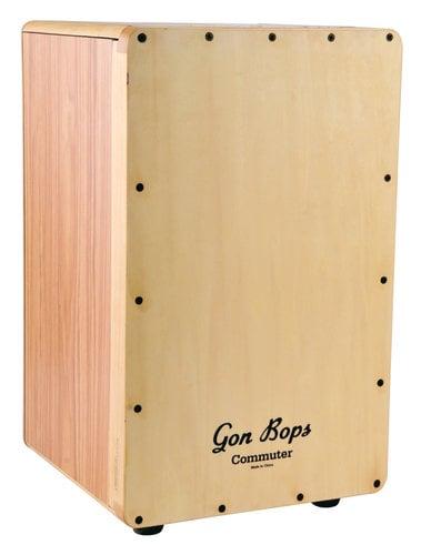 Gon Bops CJCOM  Commuter Collapsible Cajon with Bag CJCOM