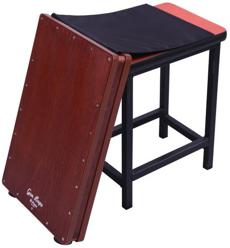 Gon Bops CJEFL  El Flaco Portable Thin Cajon with Bag CJEFL