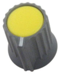 Soundcraft KA0057 Yellow Knob KA0057