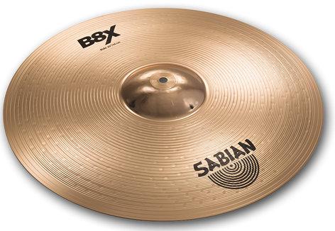 "Sabian 45003X B8X Performance Set with 14"" Hi-Hats, 16"" Thin Crash, 20"" Ride Cymbals 45003X"