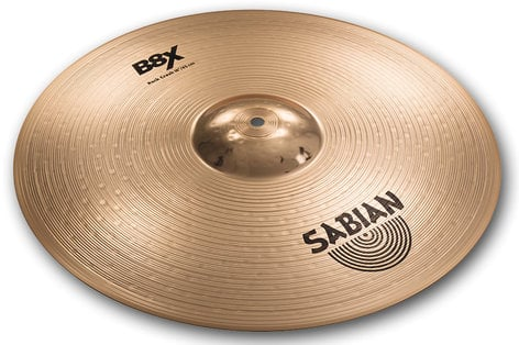 "Sabian 41809X 18"" B8X Rock Crash Cymbal 41809X"
