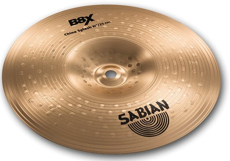 "Sabian 41016X 10"" B8X China Splash Cymbal 41016X"