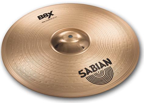 "Sabian 45006X  Complete Set, B8X Complete Set with 10"" Splash, 14"" Hi-Hats, 16"" Thin Crash, 18"" Thin Crash, 18"" Chinese, 20"" Ride 45006X"