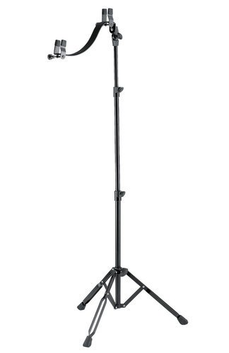 K&M Stands 14760 Performer Guitar Stand in Black 14760